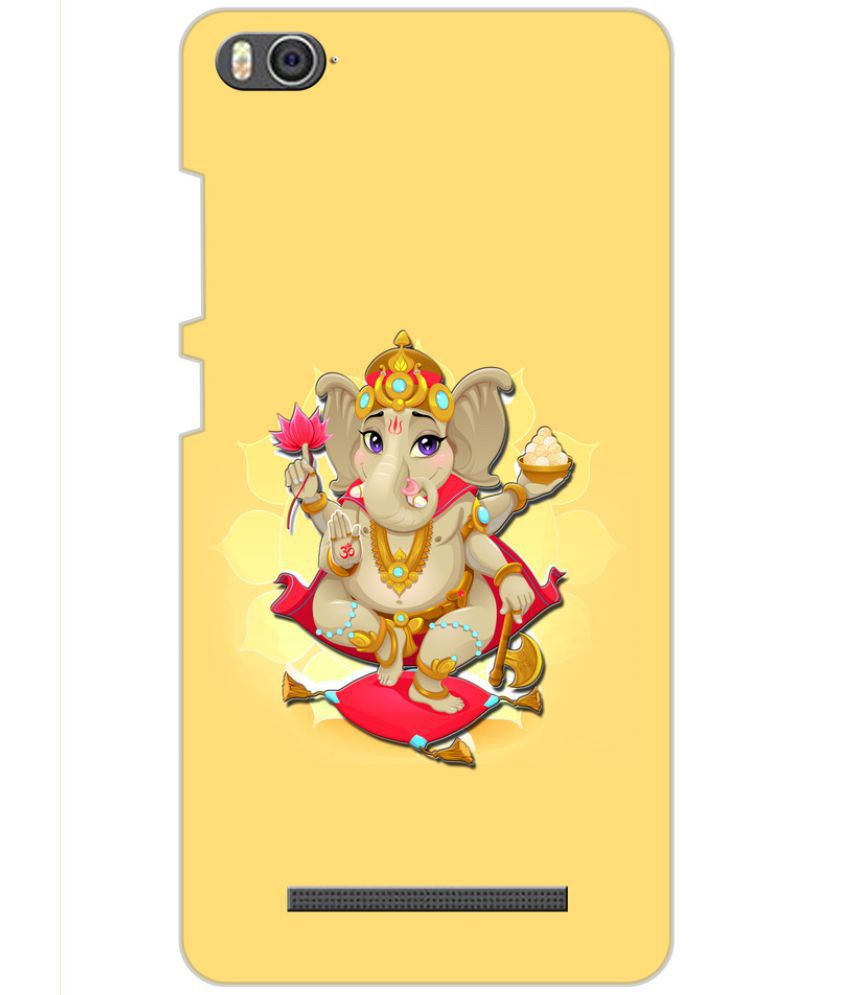 Xiaomi Mi4i MZB4300IN 3D Back Covers By Aman