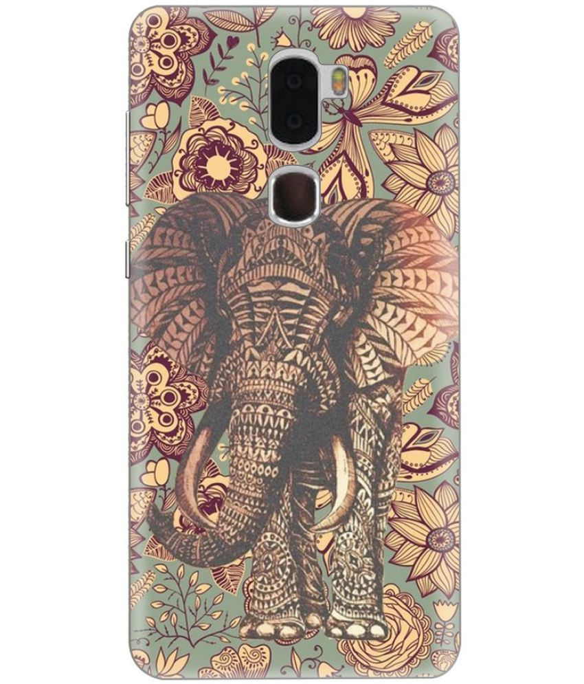 Coolpad Cool 1 Printed Cover By Knotyy