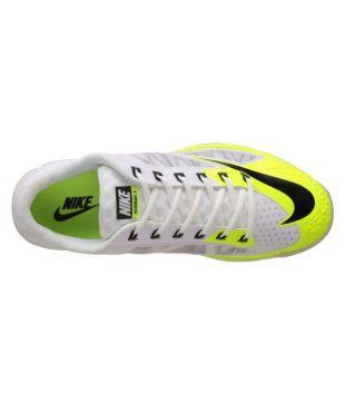 Nike Lunar Dominate 2 White Cricket