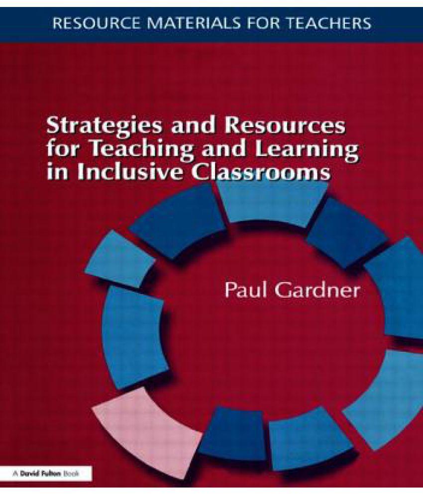 inclusive teaching and teaching strategies