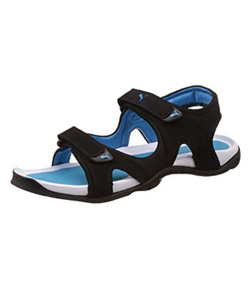 5dbf05f8c9a Puma Jimmy DP Black Floater Sandals - Buy Puma Jimmy DP Black Floater  Sandals Online at Best Prices in India on Snapdeal