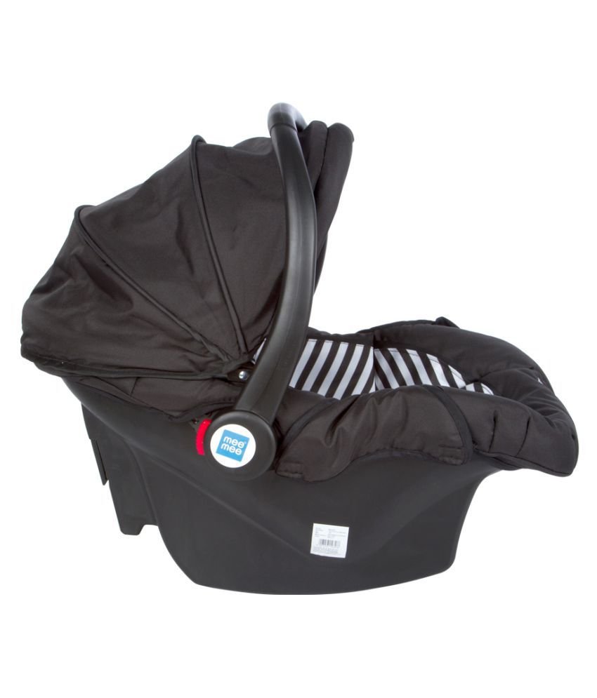... Mee Mee Baby Car Seat cum Carry Cot with Thick Cushioned Seat and Head  Support ...