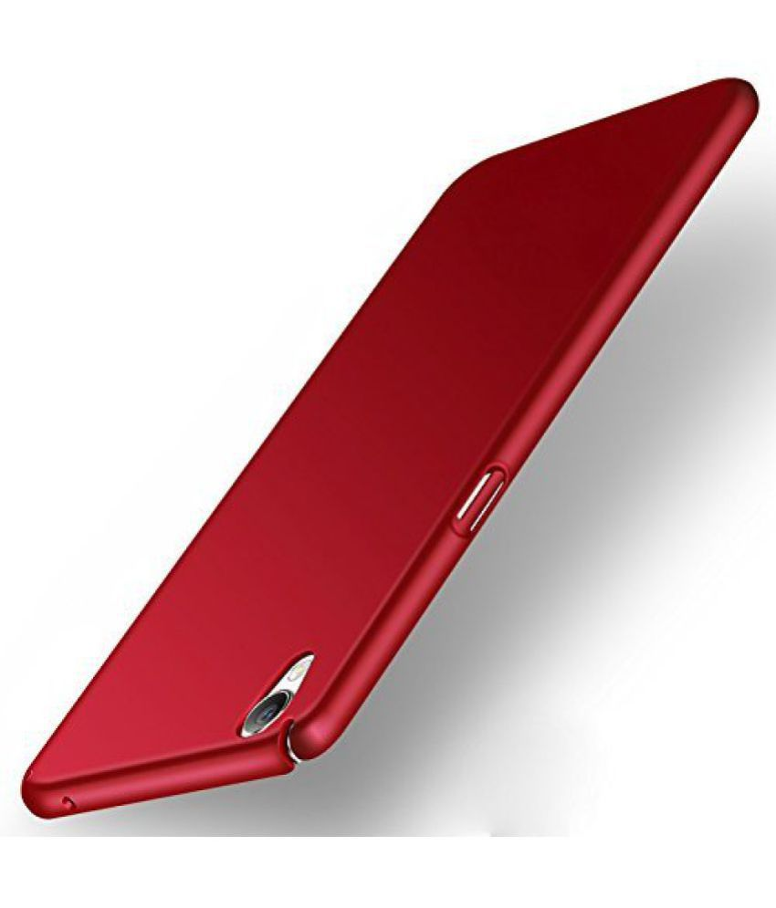 super popular 6c8a9 94240 Oppo A57 Plain Cases Kosher Traders - Red