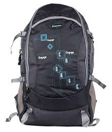 Engage 40-50 Litre Engage Grey Trekking Bag Hiking Bag