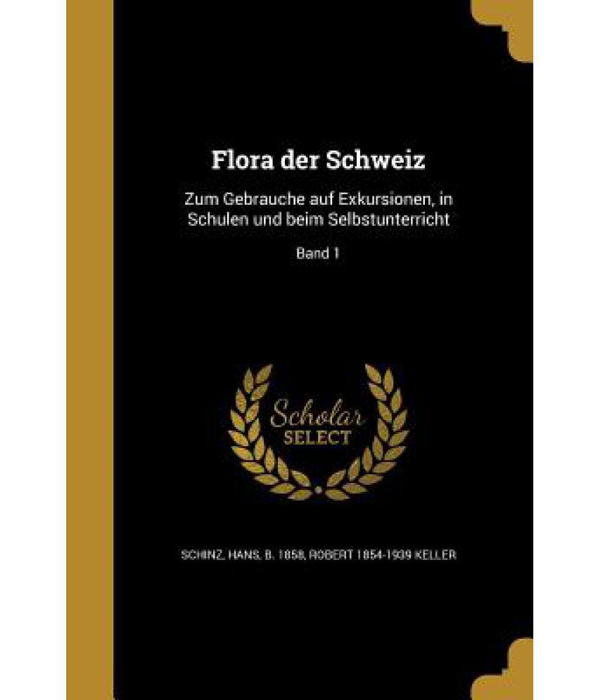 Flora Der Schweiz