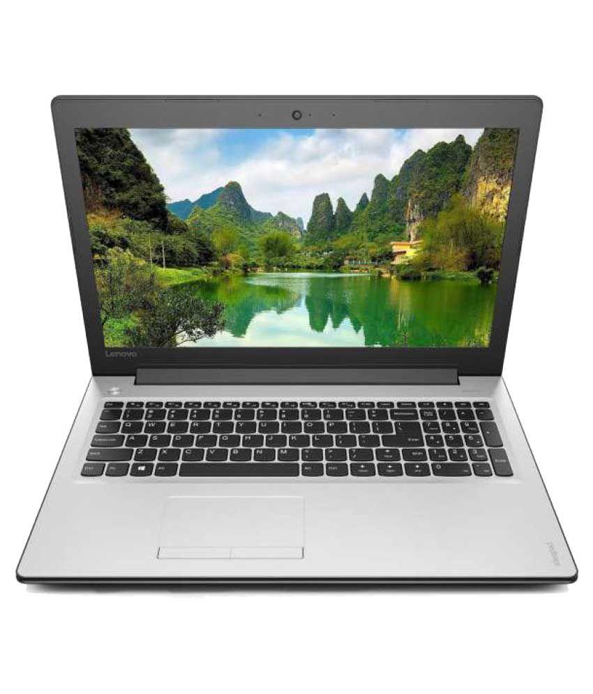 47cf86c19 Lenovo Ideapad 310 (80SM01EUIH) Notebook (6th Gen Intel Core i3- 4GB RAM-  1TB HDD- 39.62cm (15.6)- DOS) (Silver) - Buy Lenovo Ideapad 310  (80SM01EUIH) ...
