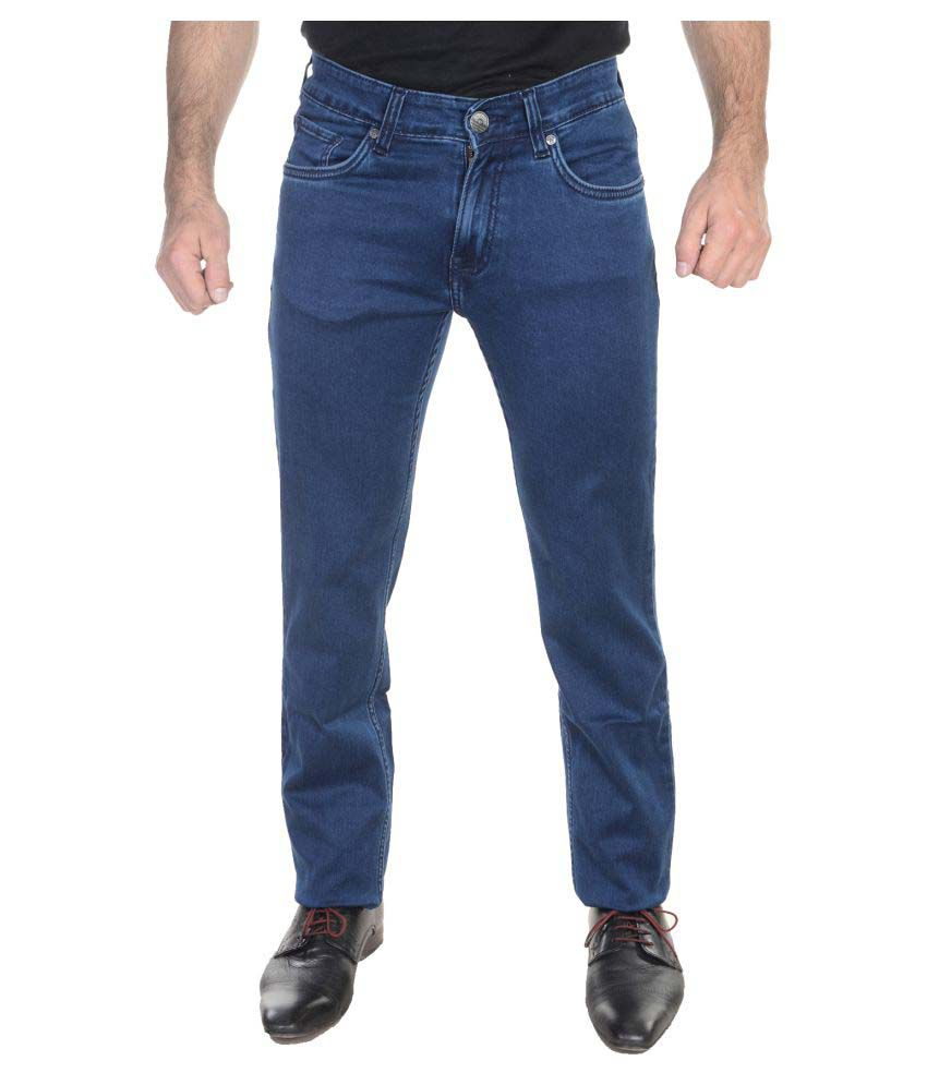 Sheriff Blue Slim Jeans