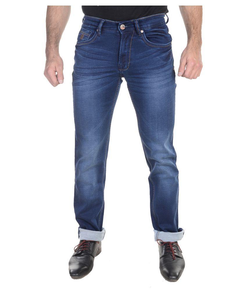 Sheriff Blue Slim Jeans