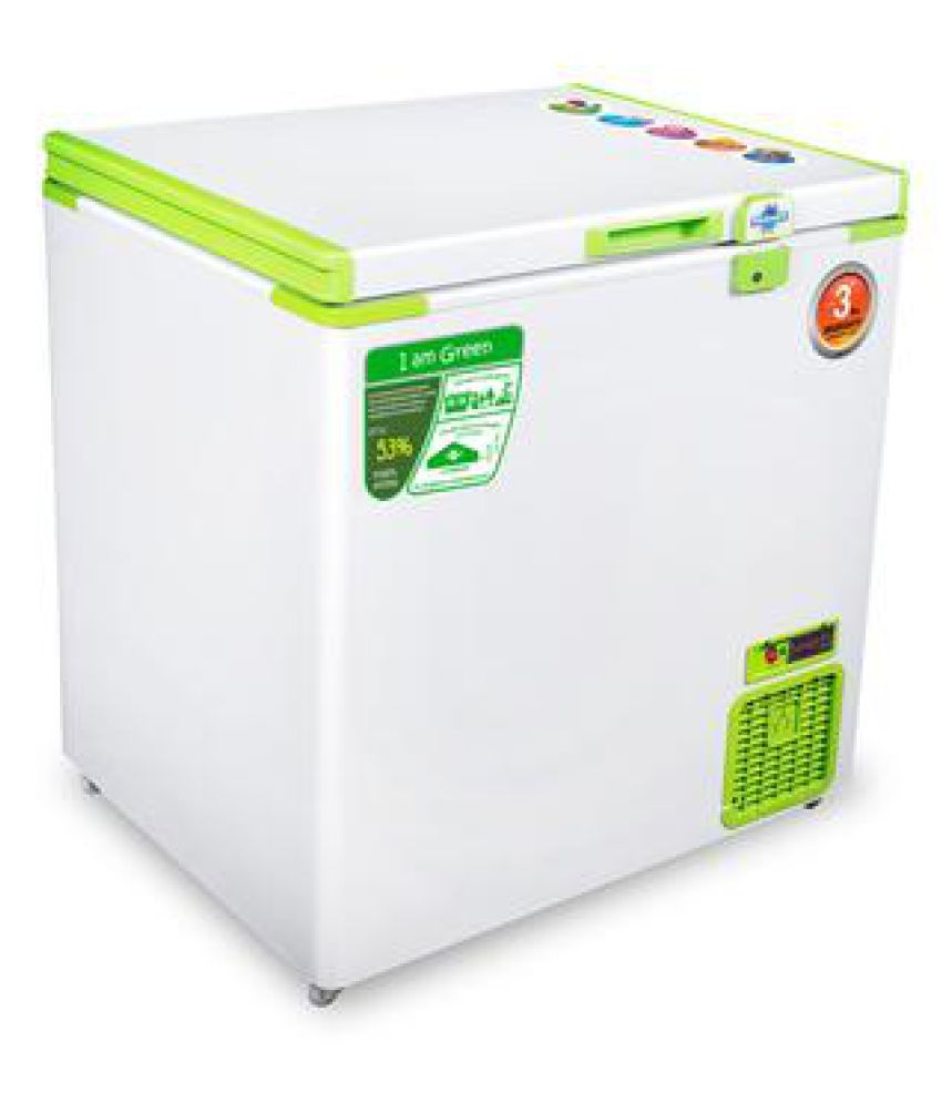 rockwell 250 ltr gfr250 deep freezer refrigerator white price in rh snapdeal com