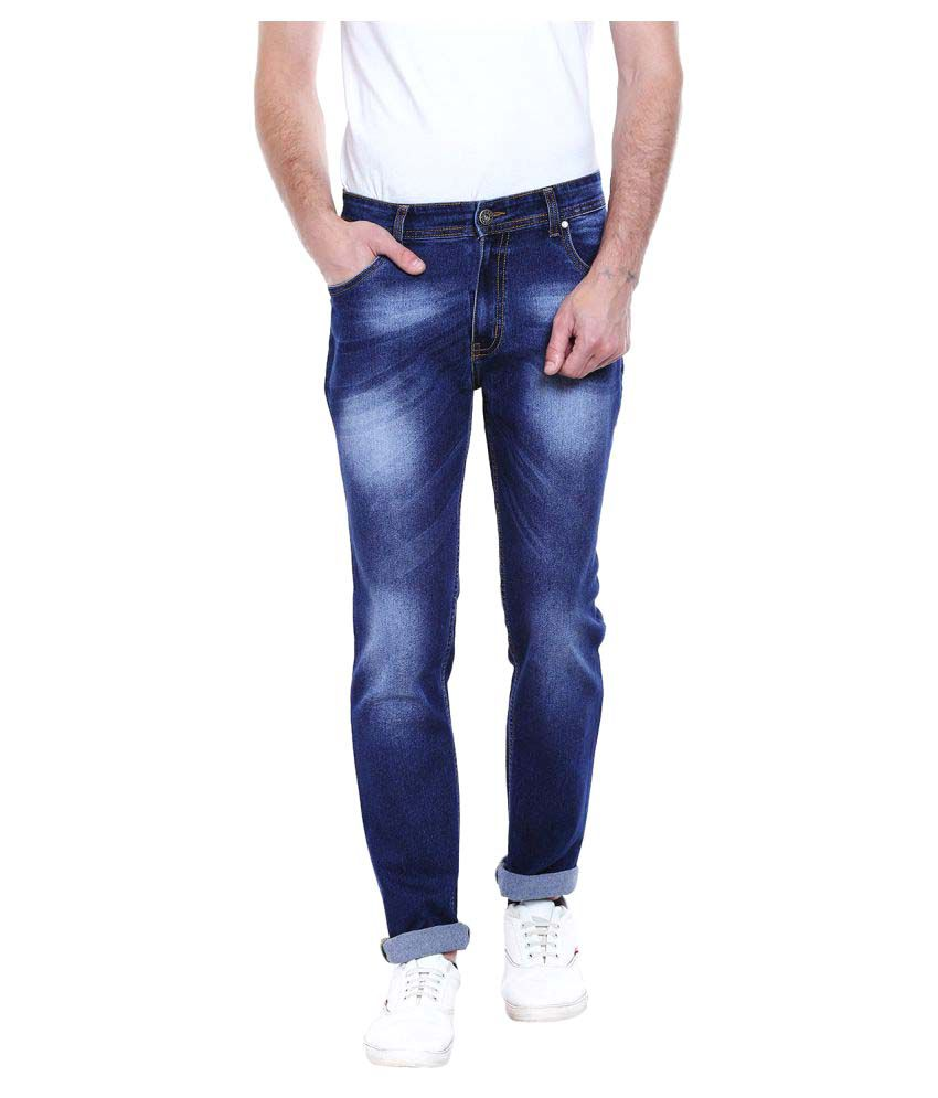 High Star Blue Slim Jeans