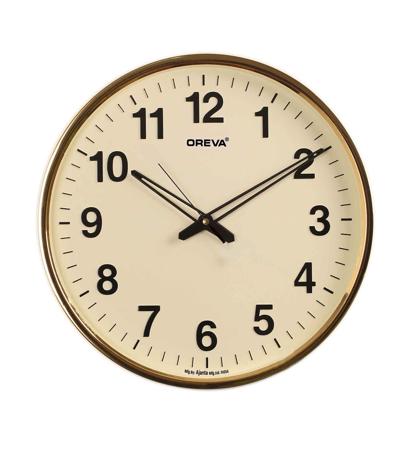 Ajanta circular analog wall clock buy ajanta circular analog wall ajanta circular analog wall clock amipublicfo Images