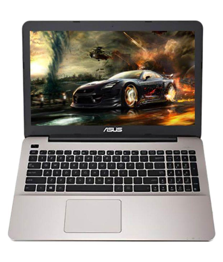 Asus A555LF-XX406T Notebook (5th Gen Intel Core i3- 4GB RAM- 1TB HDD- 39.62cm(15.6)- Windows 10- 2GB Graphics) (Black)