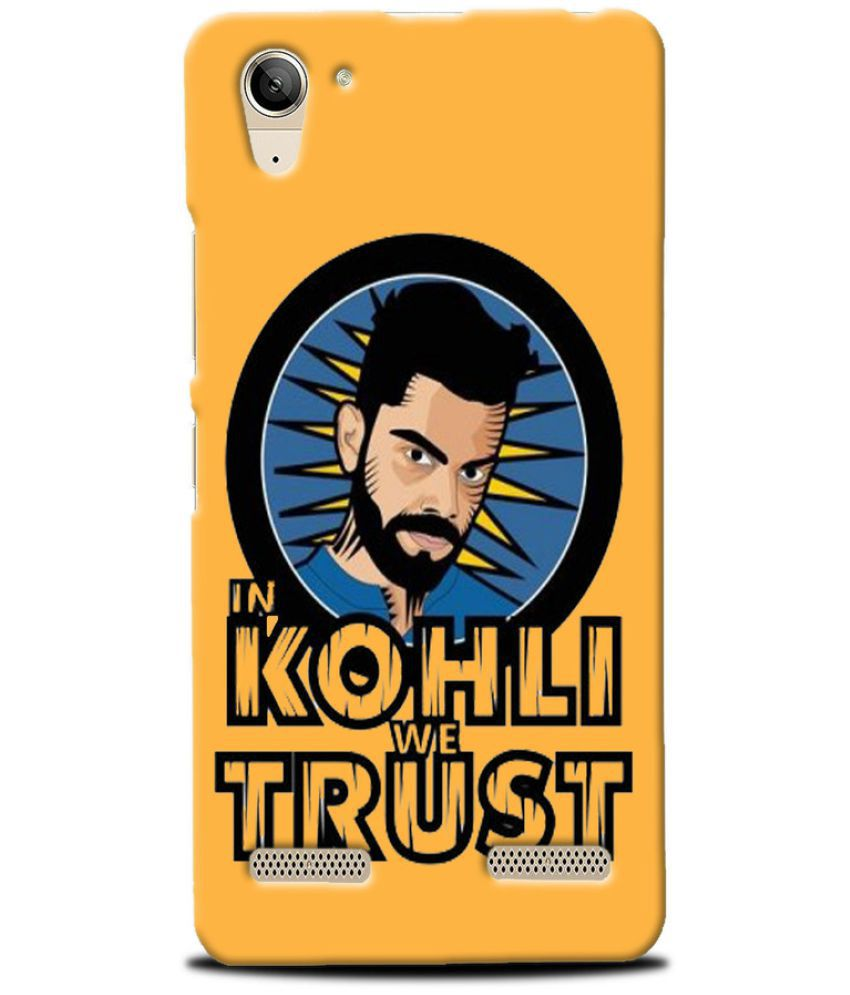 Lenovo Vibe K5 Plus Printed Cover By Empression