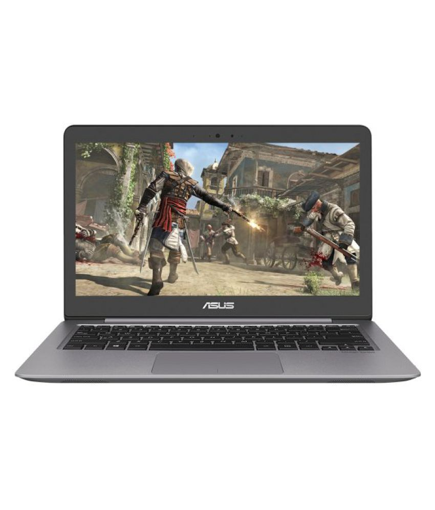 Asus Z Series UX310UQ-GL031T Notebook Core i5 (6th Generation) 4 GB 33.78cm(13.3) Windows 10 Home without MS Office 2 GB Grey