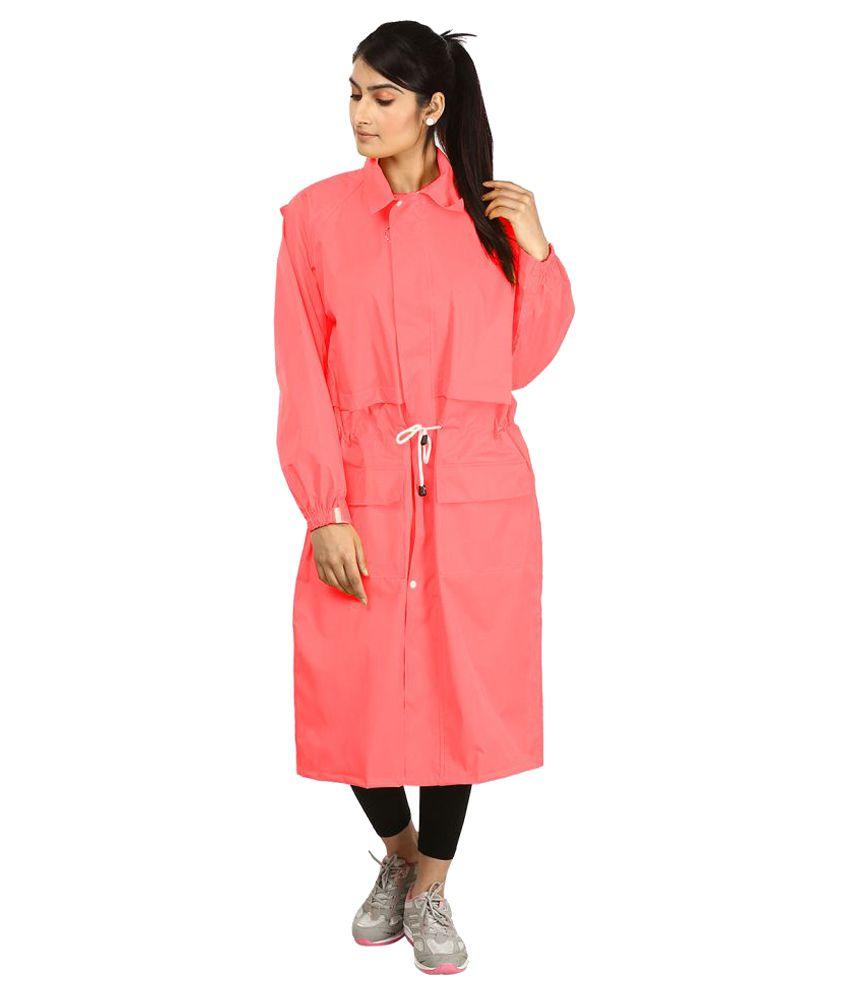 Rainfun Long Raincoat