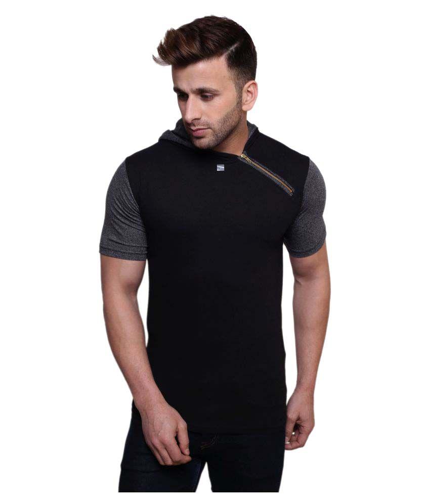 Fashion Beats Black Hooded T-Shirt