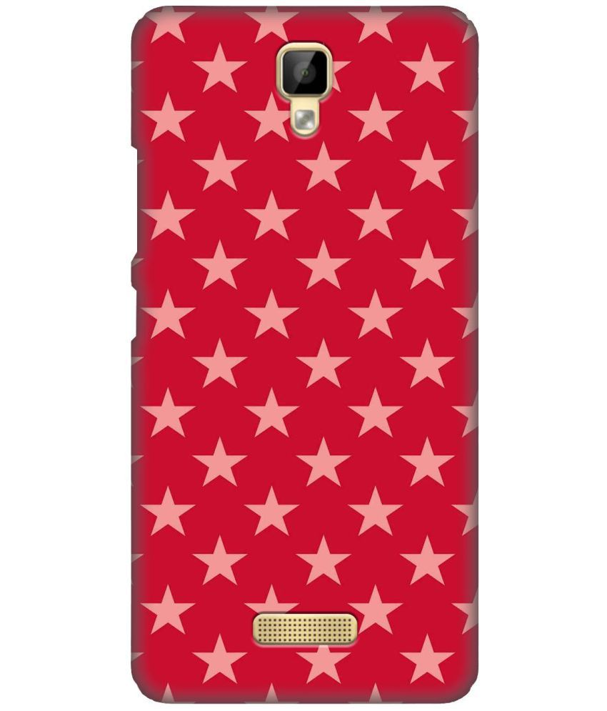 Gionee P7 Printed Cover By SWAGMYCASE