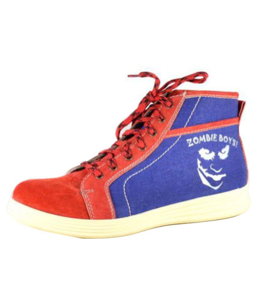 Alpin Muti Color Casual Boot