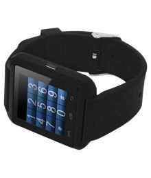 Mobilefit Q1010 Smart Watches Black