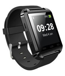 Mobilefit X11 4G Smart Watches Black
