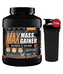 MEDISYS Mass Gainer 3 Kg Chocolate Mass Gainer Powder
