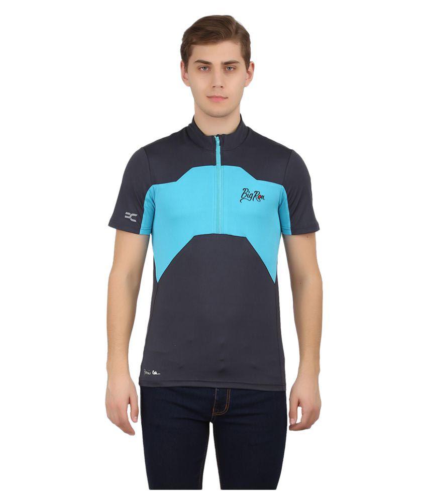 Ronnie Coleman Multi High Neck T-Shirt