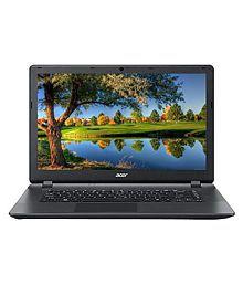 Acer Aspire ES1-523 (NX.GKYSI.002) Notebook (AMD APU A4- 4GB RAM- 1TB HDD- 39.62cm(15.6)- Linux) (Black)