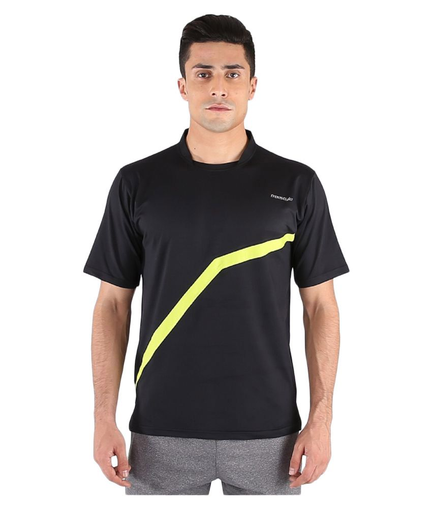 Champ Branded Freestyle Men Multisport Wear Fitness T-shirt