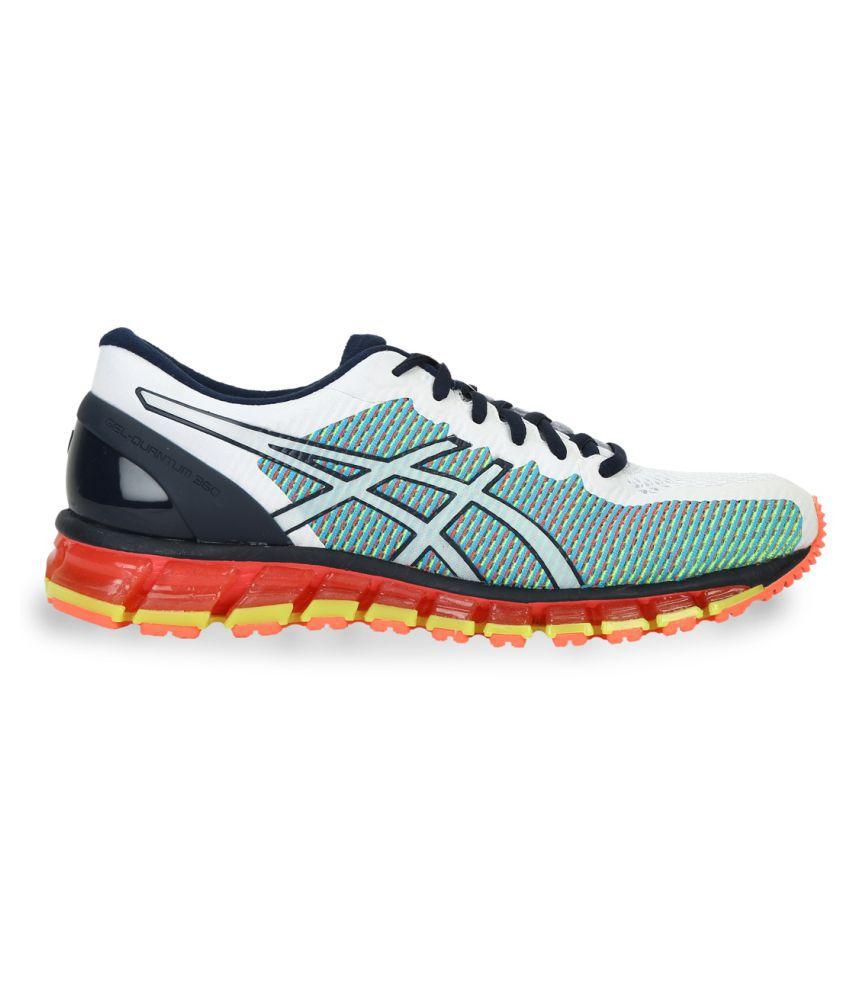72e83ef4639e Asics GEL-QUANTUM 360 2 Multi Color Running Shoes - Buy Asics GEL ...