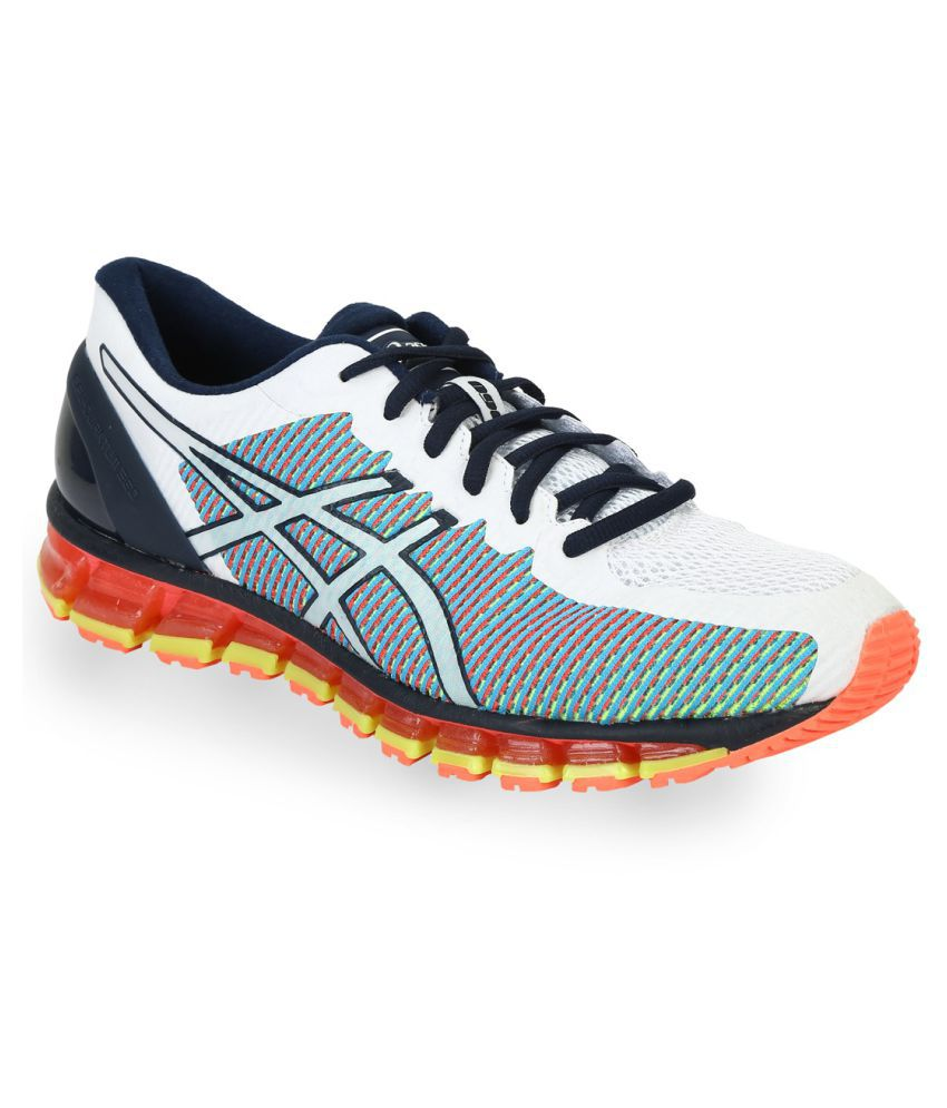Asics GEL-QUANTUM 360 2 Multi Color Running Shoes ...