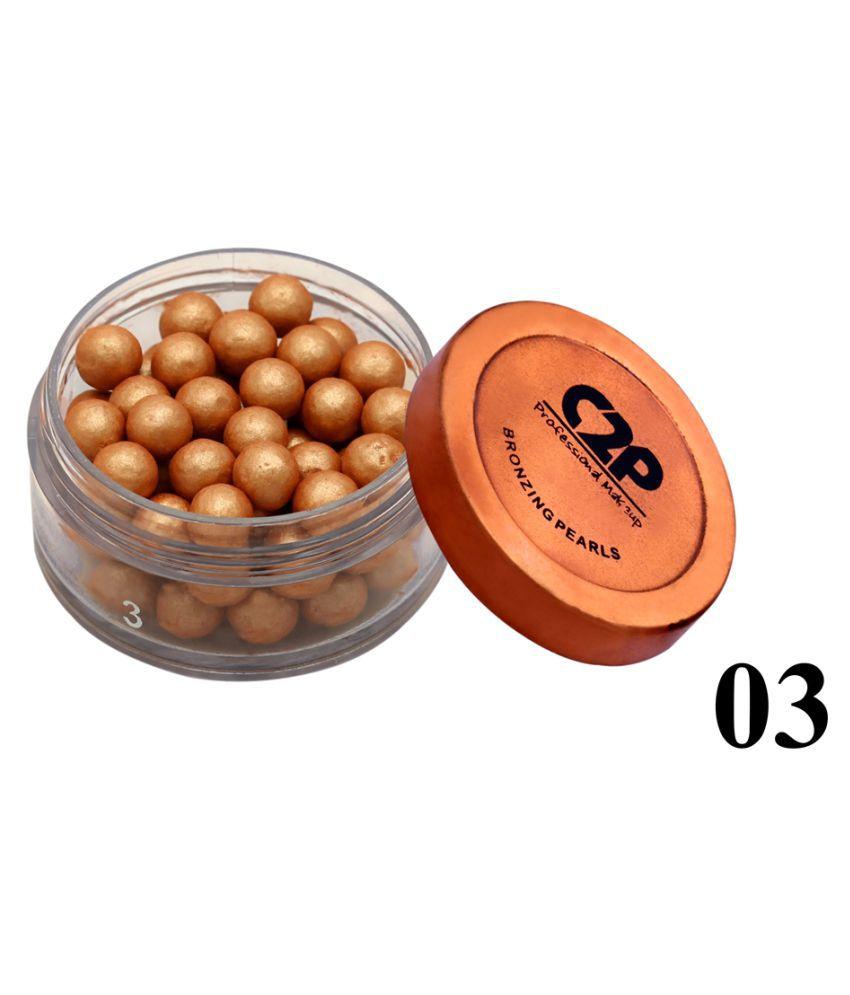 c2p face bronzing pearls 03 stick bronzer 03 24 gm buy c2p face