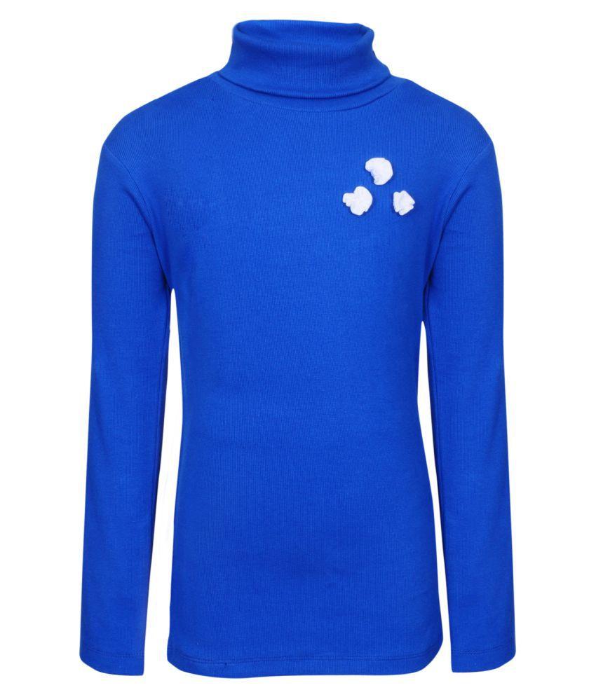 Bio Kid Blue Sweatshirt