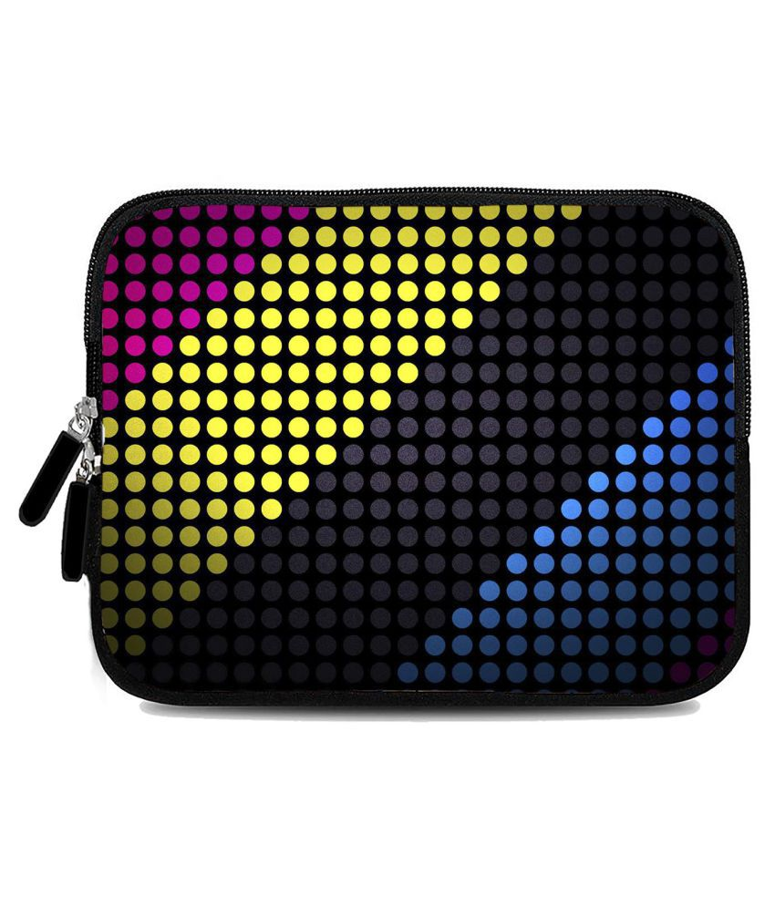Iball Slide Snap 4G2 Tablet Sleeve By Zapcase Multi Color