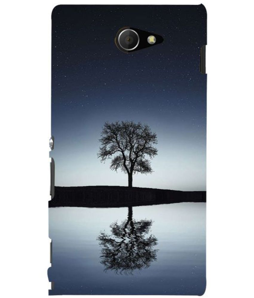Sony Xperia M2 3D Back Covers By Fuson