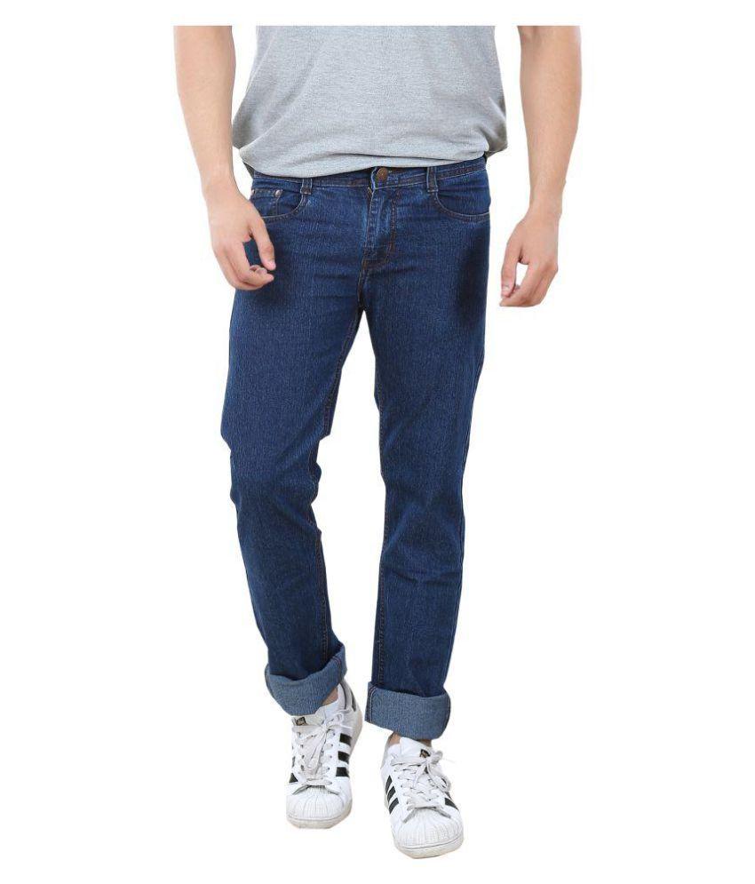 Audacity Blue Slim Jeans