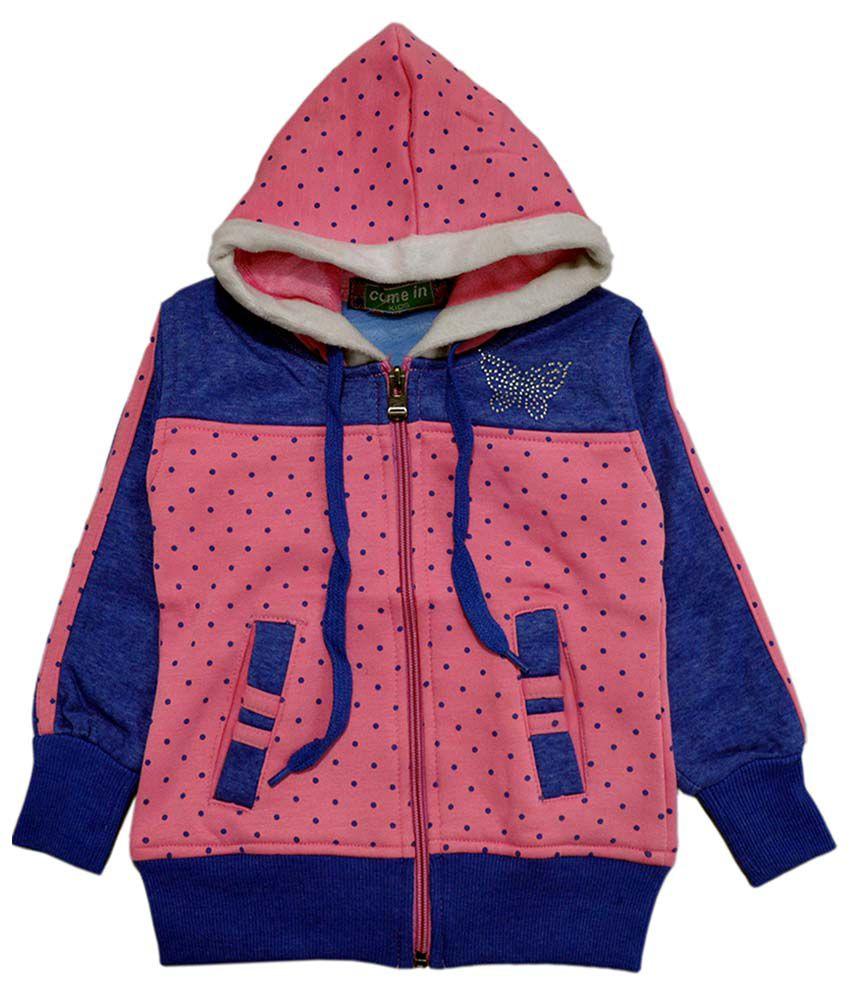 Come In Kids Multicolour Sweatshirt