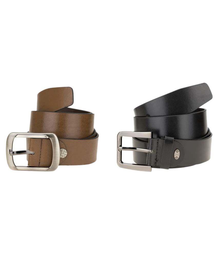 Kaos Multi Leather Formal Belts