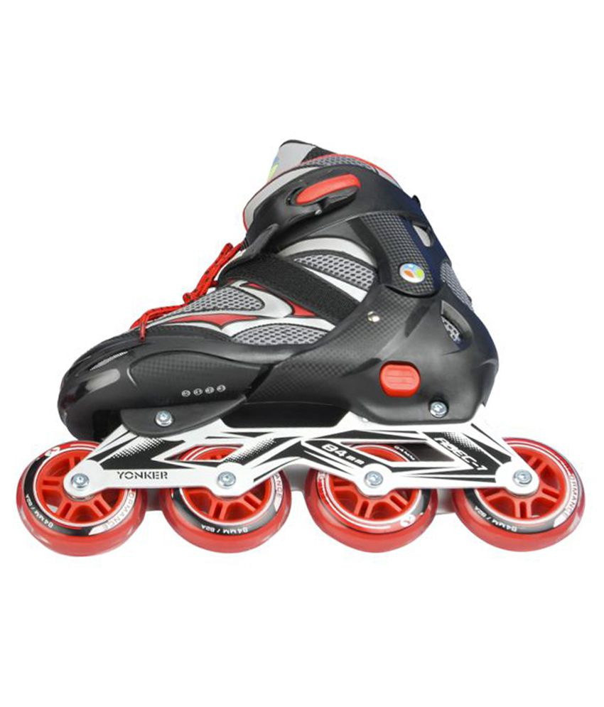 Yonker Inline skates Skating shoes  Buy Online at Best Price on Snapdeal 1f2eef10d8