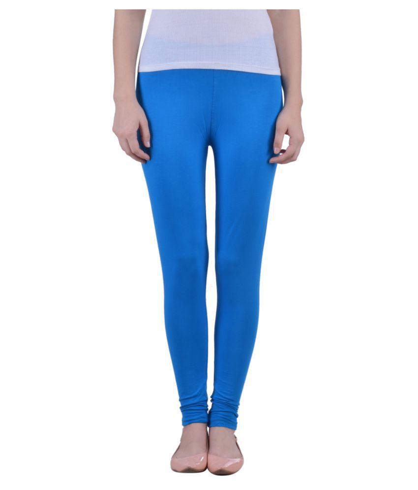 6d7c30ac83 Dollar Missy Cotton Lycra Single Leggings