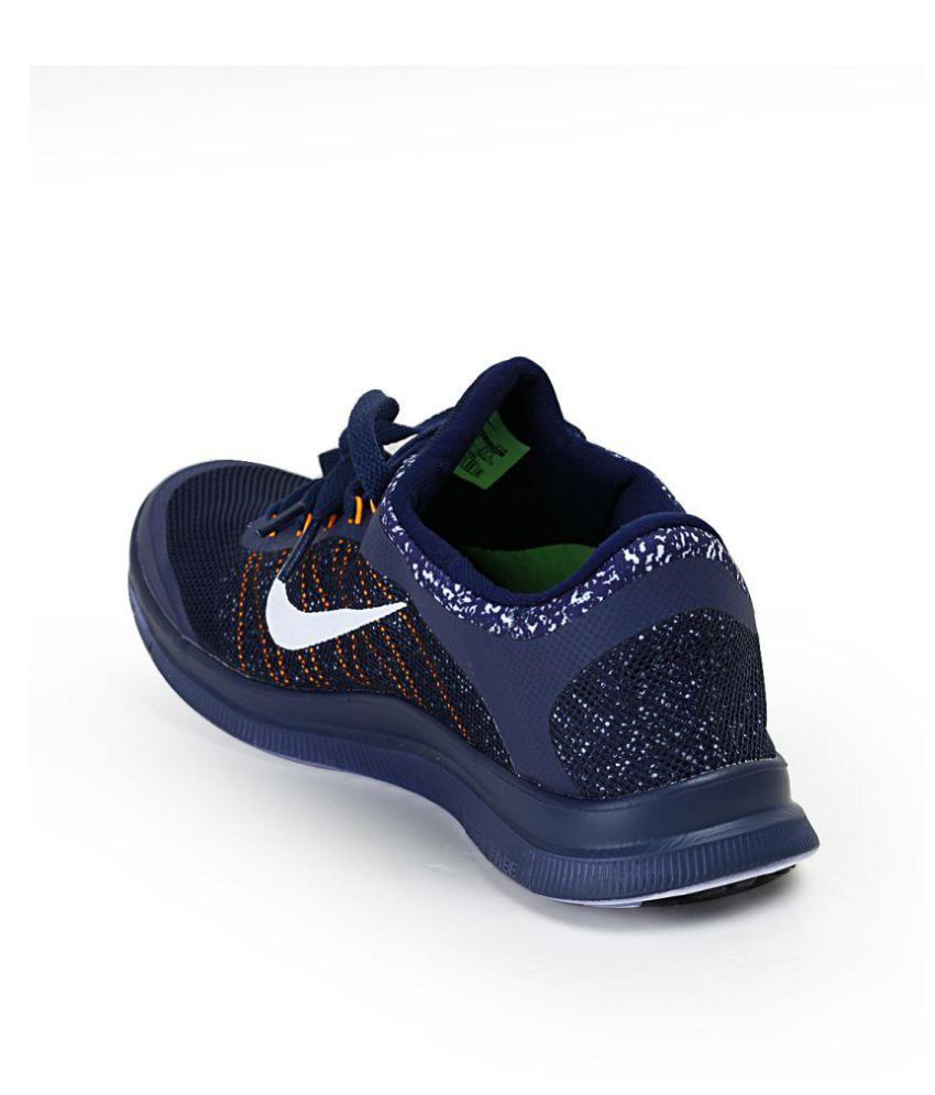 best website 890cd 8023f ... Nike Free Run 3.0 Navy Running Shoes ...