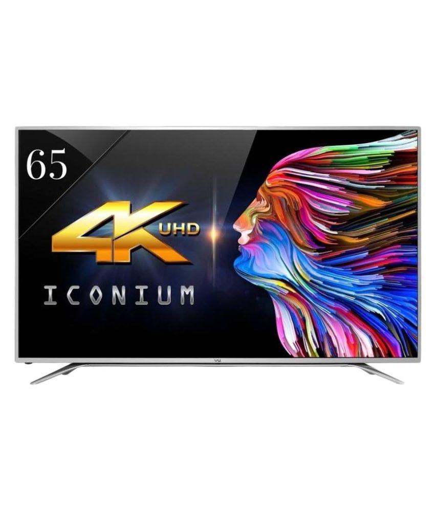 Vu LTDN65XT780XWAU3D 165.1 cm ( 65 ) Smart Ultra HD (4K) LED Television