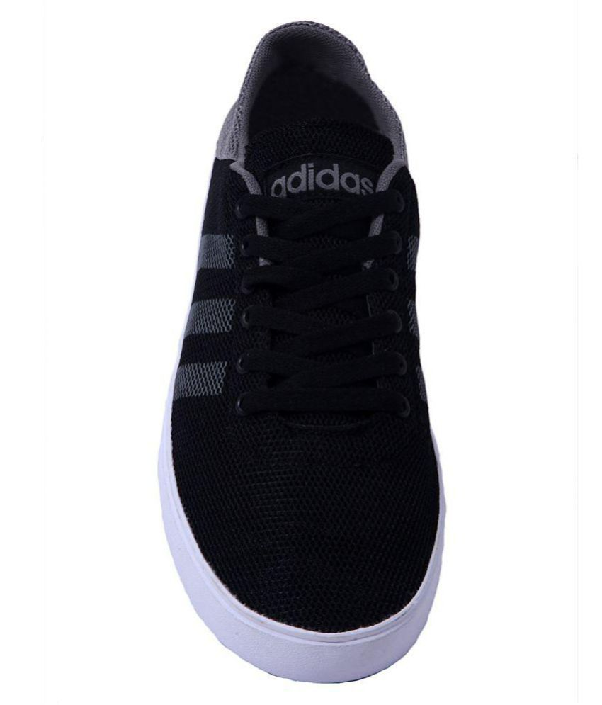 ... spain adidas neo black casual shoes buy adidas neo black casual shoes  online at best prices 2e1bf9302