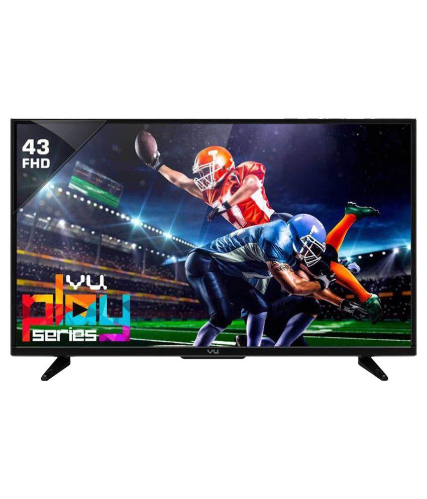 VU T43D1510 109.2 cm ( 43 ) Full HD (FHD) LED Television