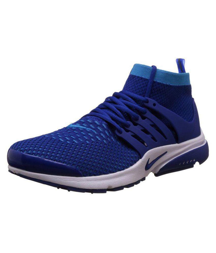 d4f111b8fb35 Nike Air Lifestyle Blue Casual Shoes - Buy Nike Air Lifestyle Blue Casual  Shoes Online at Best Prices in India on Snapdeal