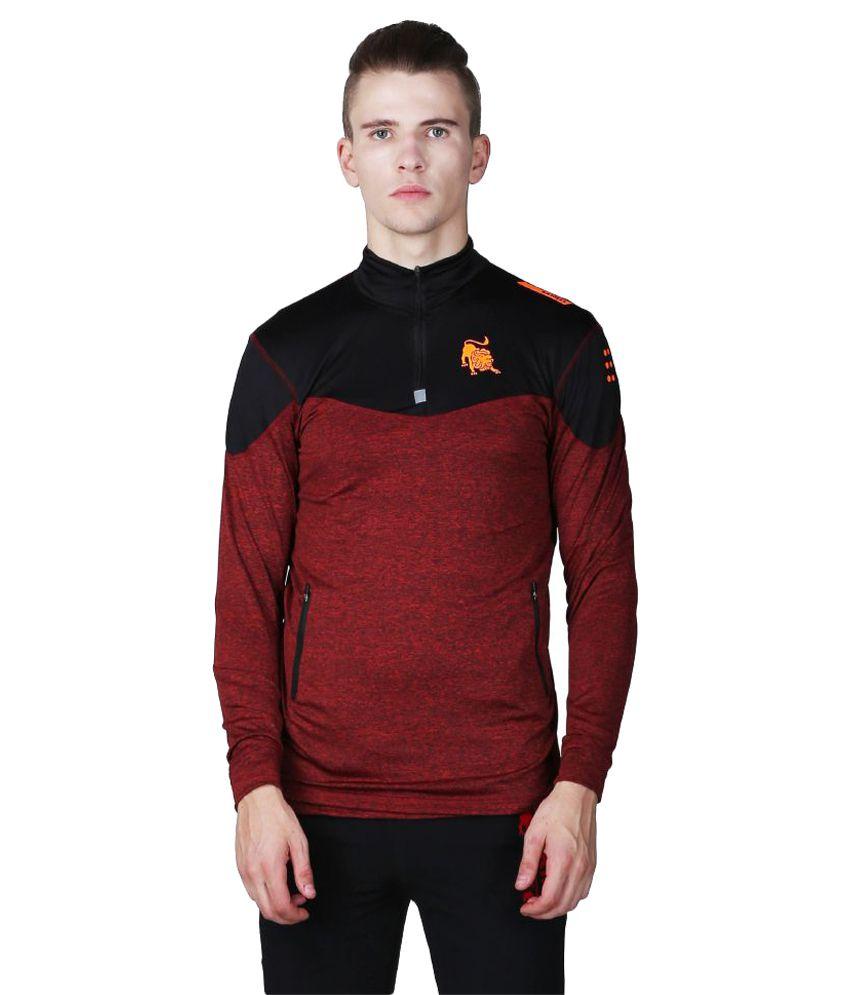 L'appel Du Vide Red Polyester T-Shirt Single Pack