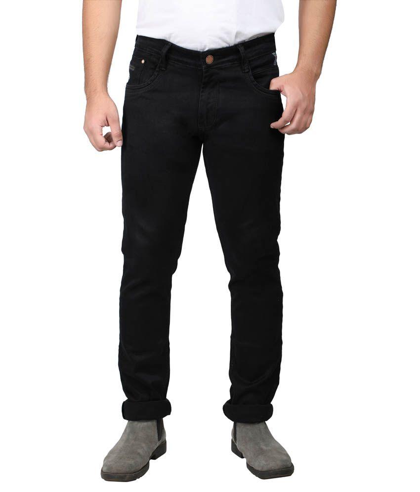Asaba Black Slim Jeans