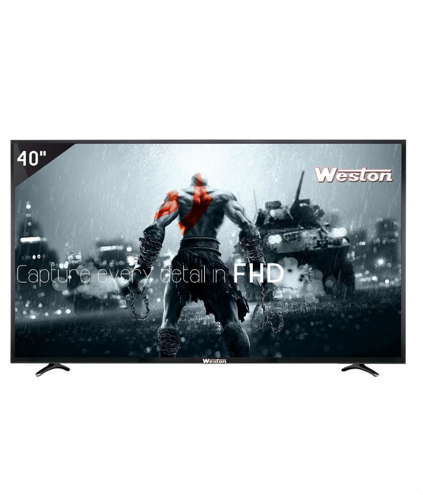 Weston WEL-4000 101 Cm (40) Full HD LED Television
