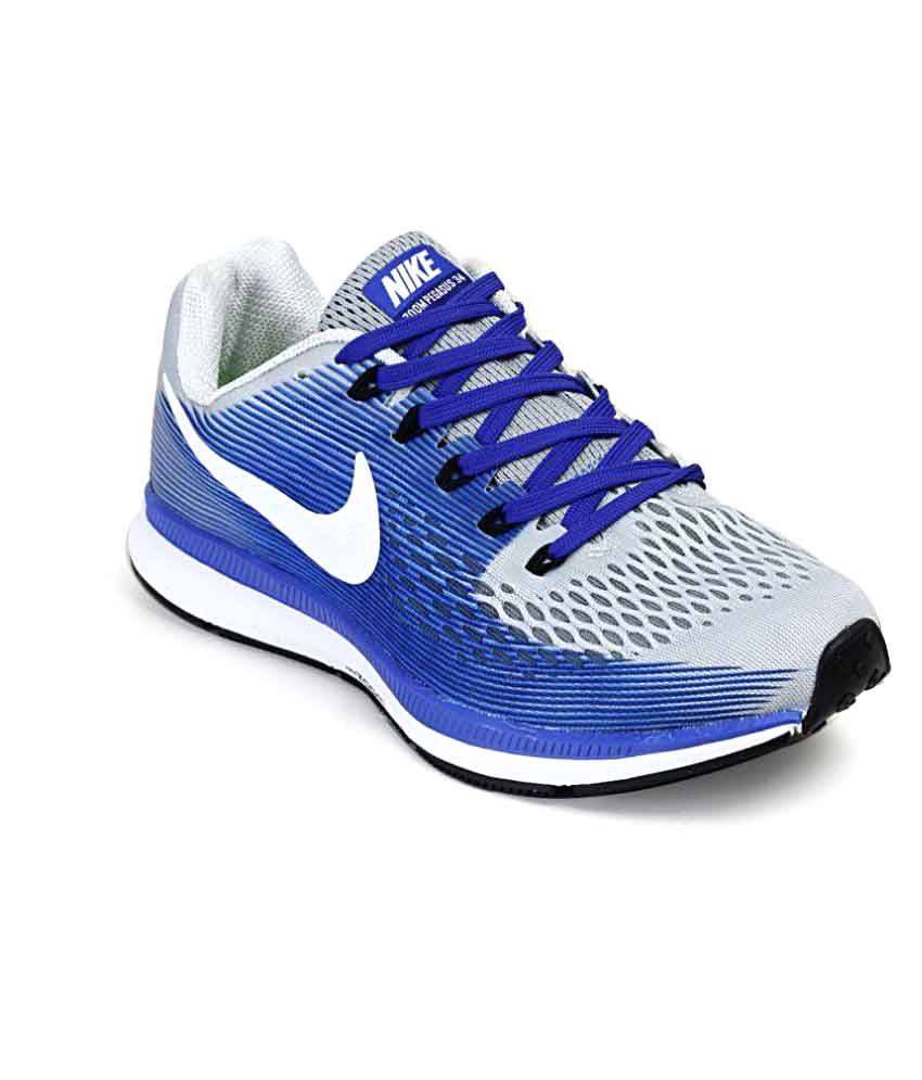 nike air zoom pegasus 34 multi color training shoes buy. Black Bedroom Furniture Sets. Home Design Ideas