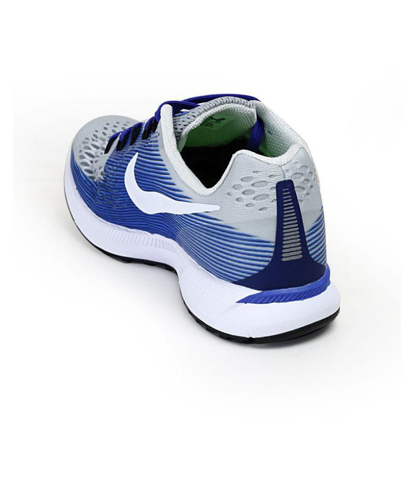 online store cae1f bed28 Nike Air Zoom Pegasus 34 Multi Color Training Shoes