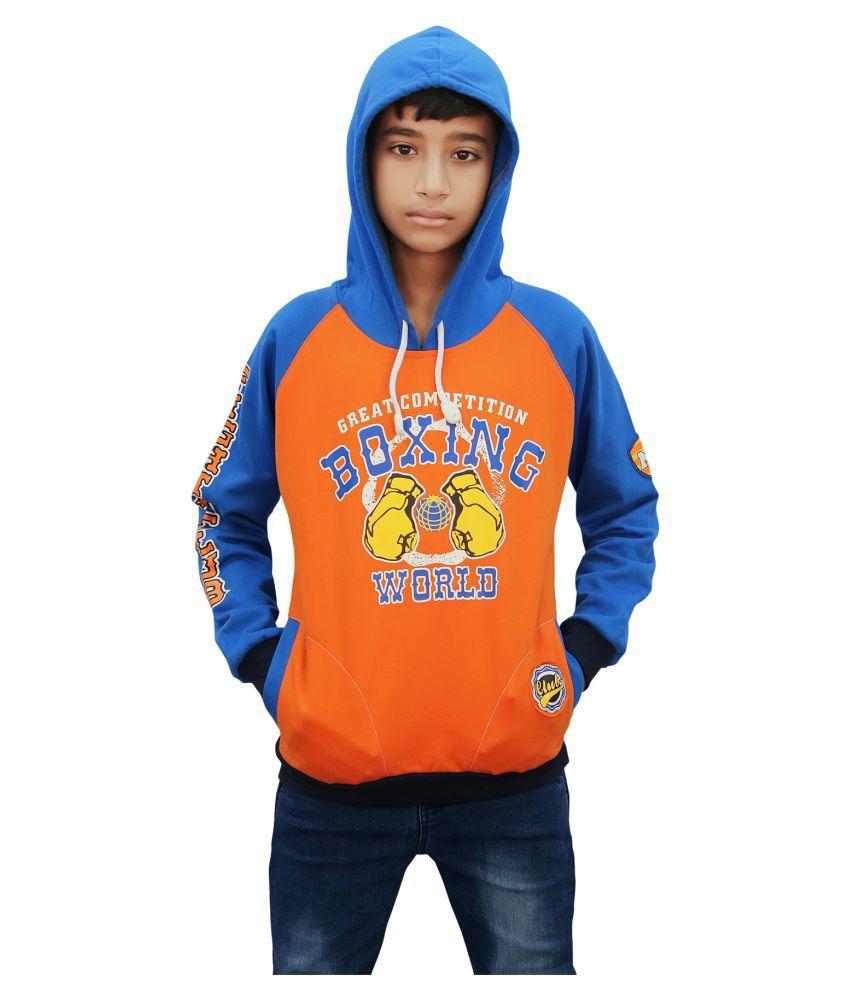 Kothari Multicolor Fleece Sweatshirt